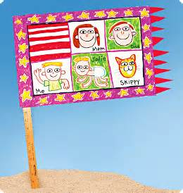 family flag at lakeshore learning