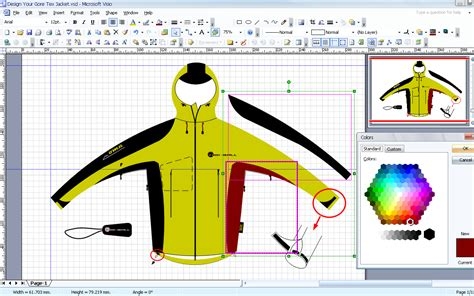 design a jacket online free jacket software