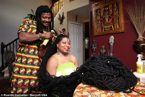 women with worlds longest dreads newly dreads woman with world s longest dreadlocks