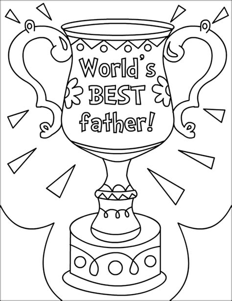 coloring pages father s day printable free printable happy fathers day coloring pages father