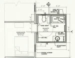 handicap bathroom addition in jacksonville home sweet