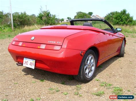 Alfa Romeo Spiders For Sale by 1998 Alfa Romeo Spider For Sale In Canada