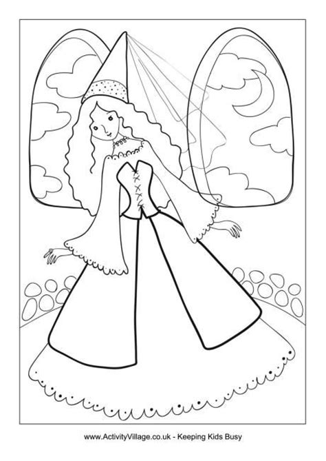 Generic Princess Coloring Pages | generic princess colouring pages kid s art and craft