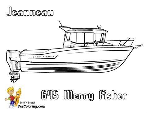rugged boat coloring page  ship coloring pages fishing boats