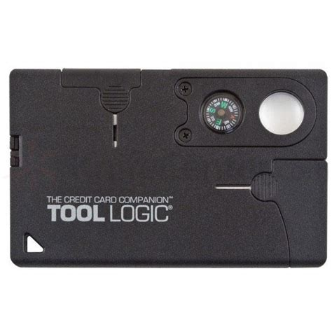 credit card companion tool logic credit card companion with lens and compass