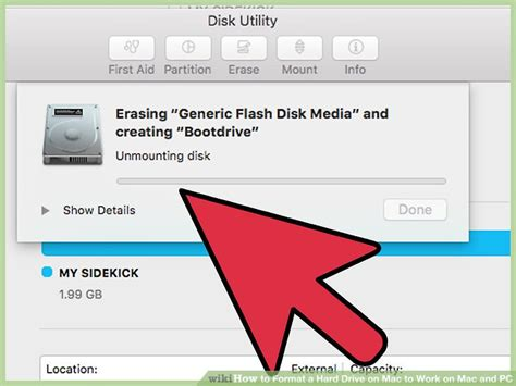 format hard drive mac pc compatible how to format a hard drive on mac to work on mac and pc