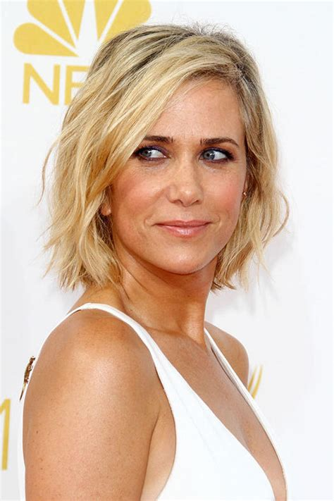 kristen wiig new hairstyles and haircuts daily hairstyles new 16 chic hairstyles for fine hair more com