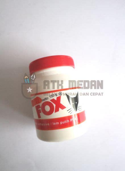 Lem Fox Paling Kecil Harga Isolatip Bening 1 2 Inch Koin Di Medan Atk Medan