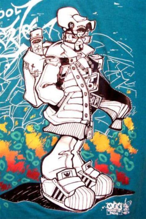 boy character hex tgo graffiti artist pinterest