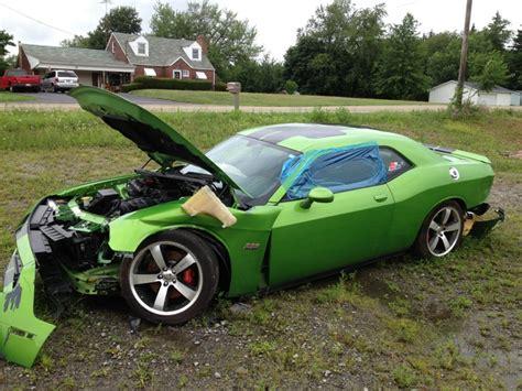 crashed dodge challenger for sale wrecked srt8 challenger for sale html autos weblog
