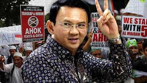 ahok leadership ahok popular leader targeted by hardline anger free