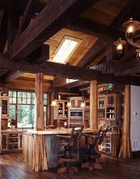 Hton Style Einrichtung by Masivn 237 Kuchyň Ve Srubu Inhaus Cz