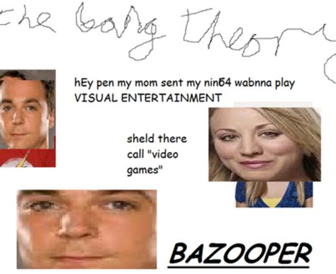 Bazinga Meme - bazooper bazinga know your meme