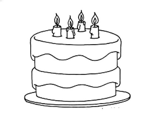 chocolate cake coloring page free coloring pages of birthday chocolate