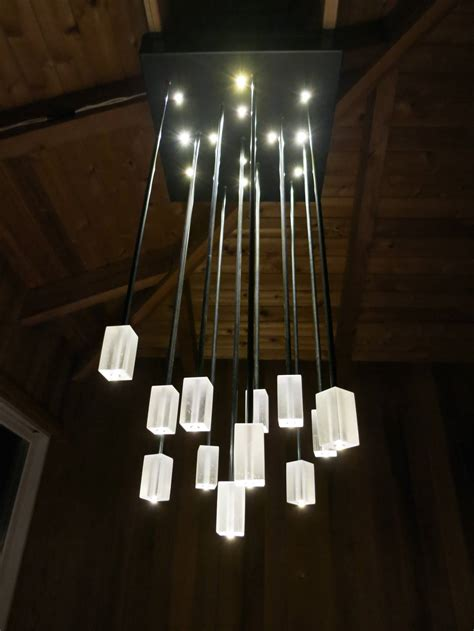 Outdoor Chandeliers For Sale Cast Glass Outdoor Chandelier For Sale At 1stdibs
