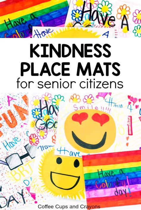 Project Awesome Of The Week by Awesome Act Of Kindness For Senior Citizens Coffee Cups