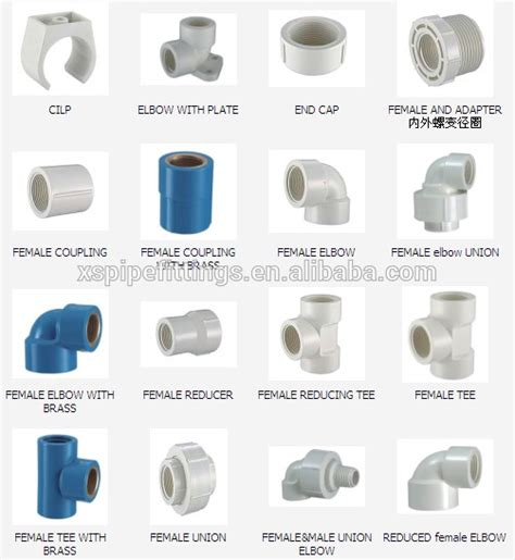 Plumbing Fittings Pdf by Pvc Bs4346 Pipe Fittings