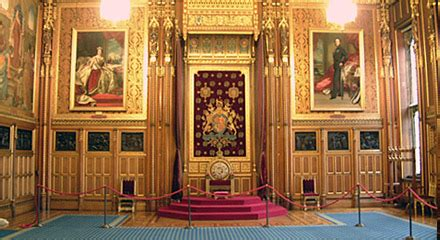 The Robing Room by Westminister Palace To Parliament Twenty Bridges From