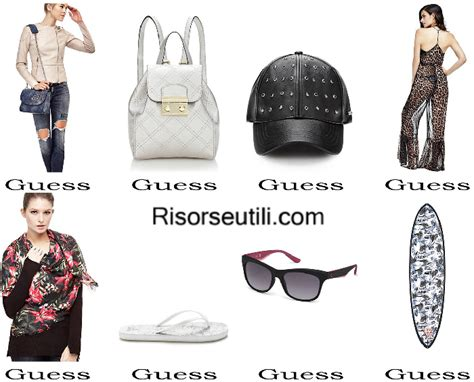 Guess Fashion Aksesoris accessories guess summer
