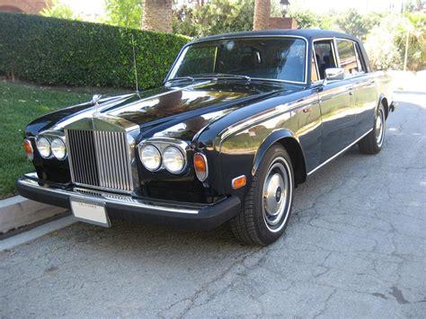 1978 rolls royce silver wraith 4 door sedan 94025