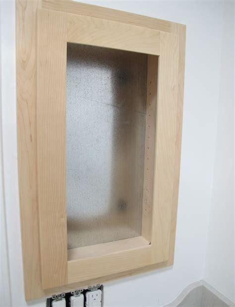 zeff maple malibu built in medicine cabinet eagle cabinets