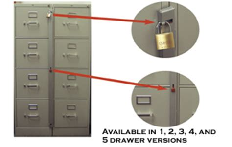 How To Open Locked File Cabinet Without Key by File Cabinet Locks Computersecurity