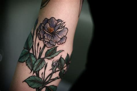 flower tattoos on arm arm 3d cross tattoos for