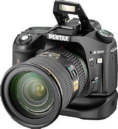Kamera Pentax K200d pentax k200d mit spritzwasserschutz und ultraschallantrieb digitalkamera de meldung