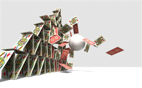 how to make card tower card tower disaster by captainard on deviantart