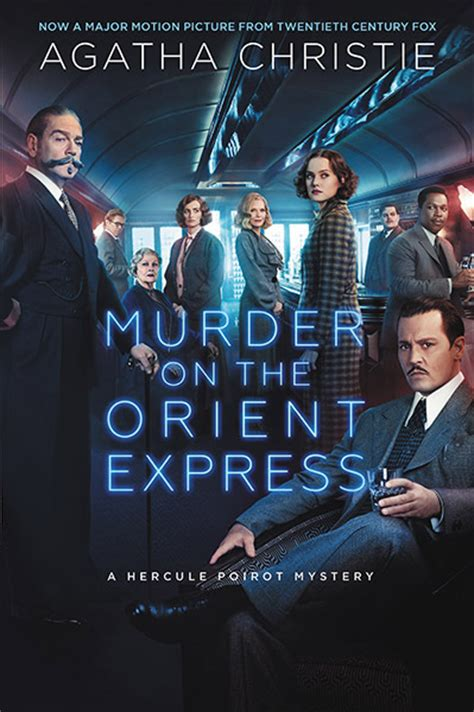 murder on the orient express books murder on the orient express a hercule poirot mystery by
