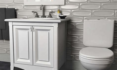 how to put tiles in the bathroom how to install a tile backsplash in the bathroom overstock com
