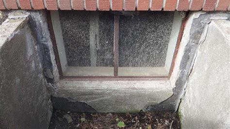 leaking basement window leaking egress window 1