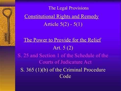 section 125 of code of criminal procedure article 5 2 right to habeas corpus
