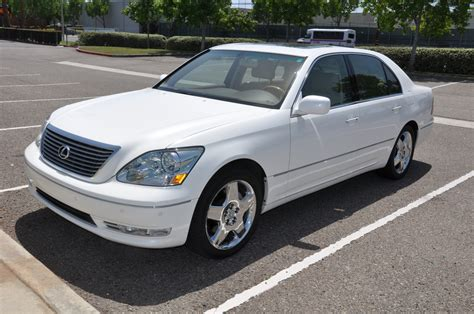 lexus ls 2005 2005 lexus ls 430 pictures information and specs auto