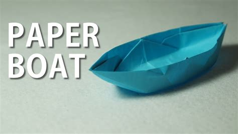 origami boat easy step by step origami paper boat step by step