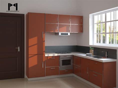 simple kitchen design work area  mudassir