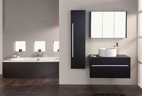 Wenge Bathroom Furniture Is Wenge Bathroom Furniture The New Black