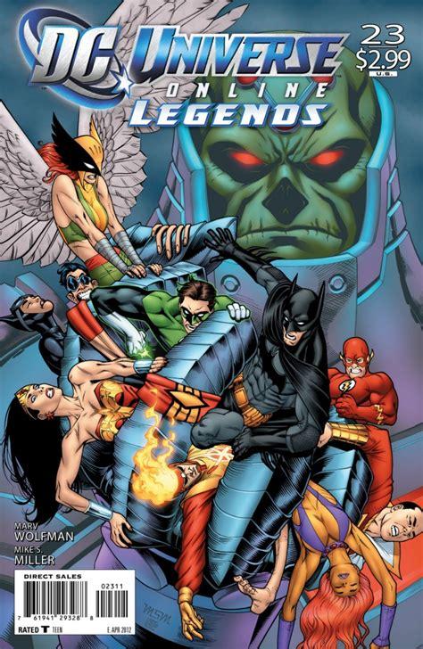 Black Mission Cover Baru dc universe legends dc comics funtastic