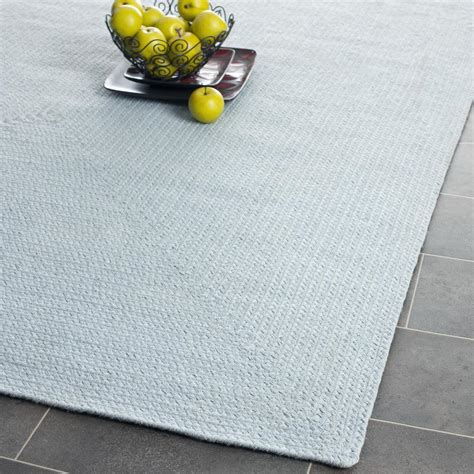 light blue area rug safavieh braided brd176a light blue area rug free shipping