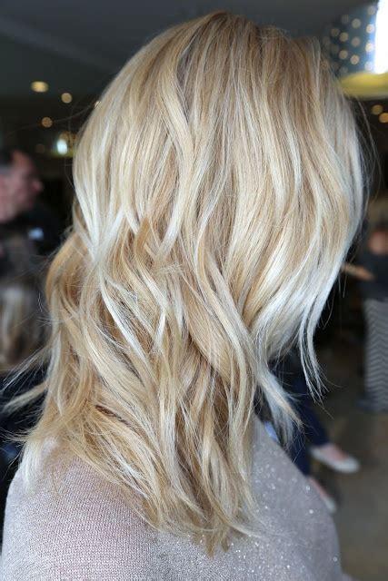 layering in longer hair beautiful baby