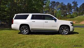 2015 chevrolet suburban ltz 1 2 ton 4wd review