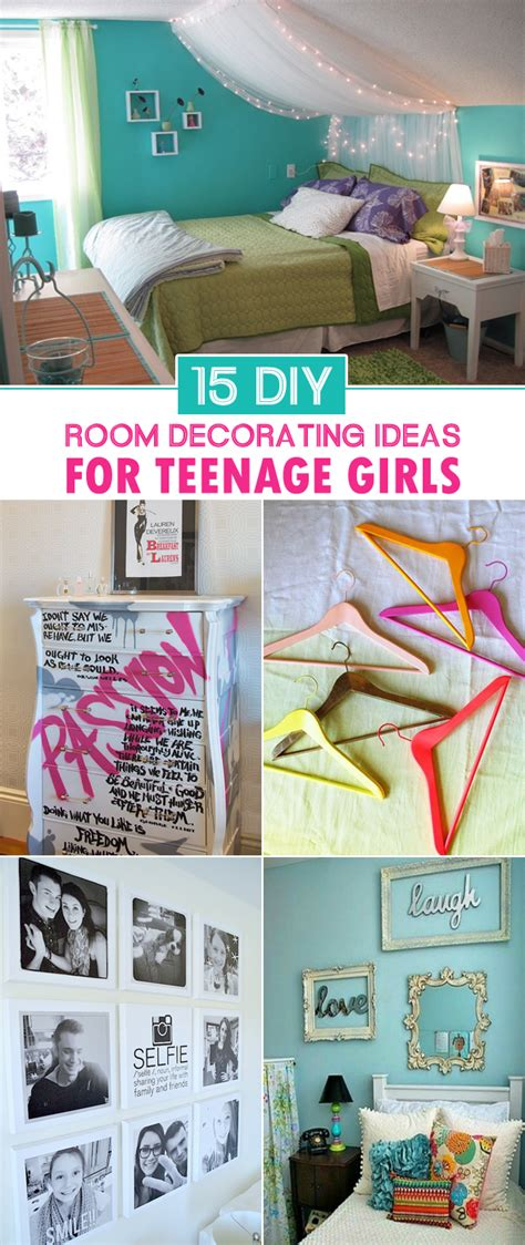 diy teen room decor tips 15 diy room decorating ideas for teenage girls