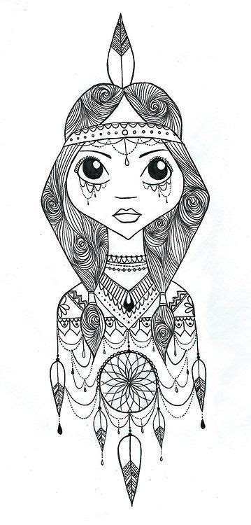 hipster girl coloring page maybe all of her strangeness her curse her always