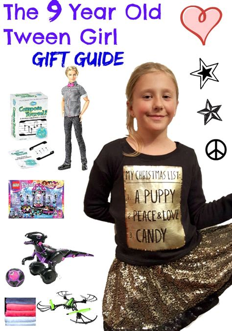 gifts your 9 year old tween girl will love i love my