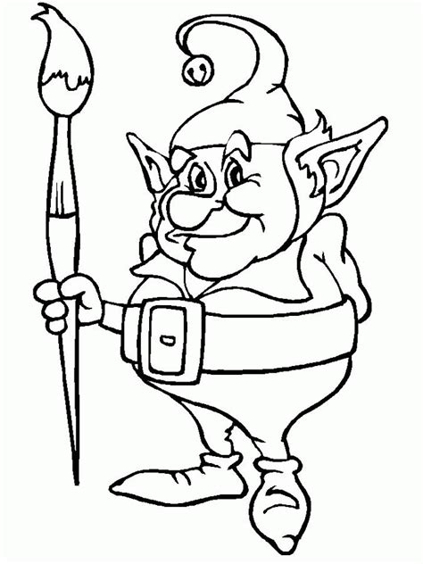 elf movie coloring pages christmas elves coloring pages coloring home