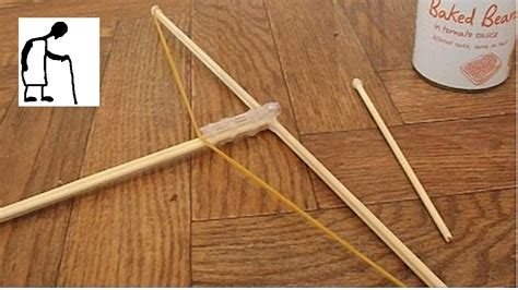 how do you make rubber sts hey grandad can you make a rubber band crossbow
