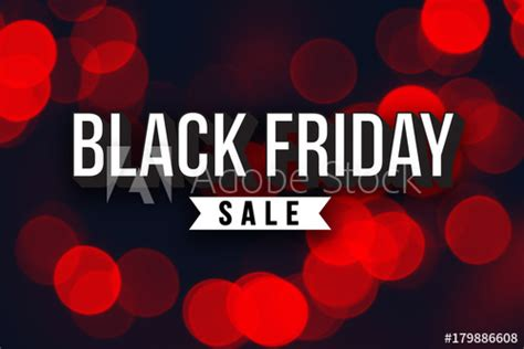 special black friday sale text over red duotone christmas