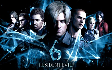 Resident Evil 7 Iphone 6 resident evil 6 hd wallpaper and background 1920x1200 id 421814