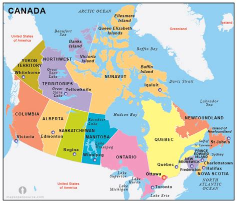 free maps of canada free canada map map of canada free map of canada