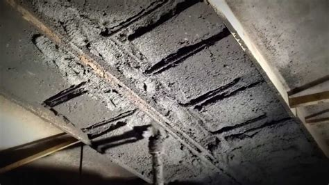 How To Repair Concrete Ceiling by Overhead Concrete Repair